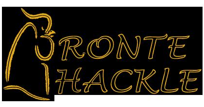 Bronte Hackle Header Image